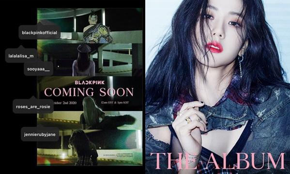 """Sốt """"sình sịch"""" teaser mới BlackPink, Jisoo khoe nhan sắc đỉnh cao chứng tỏ đẳng cấp nhan sắc hoa hậu"""