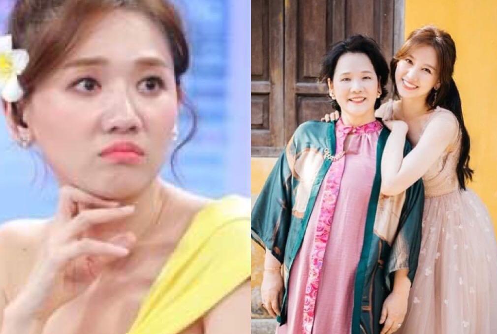 Mẹ Hari Won sợ con gái quá già, không lấy được chồng khi chia tay Tiến Đạt ở tuổi 31