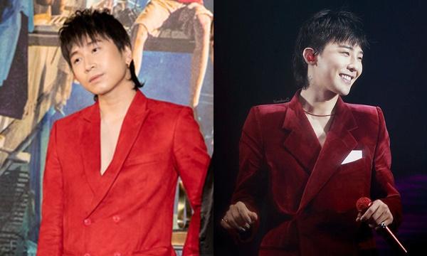 Karik bị G-Dragon nhập hay sao mà 5 lần 7 lượt diện style trùng hợp thế này
