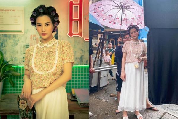 """Đông Nhi đi """"đòi nợ"""" trong MV mới của Ngô Kiến Huy khiến CĐM thích thú vì quá xinh đẹp, nhưng ảnh hậu trường lại thấy hơi sai sai"""