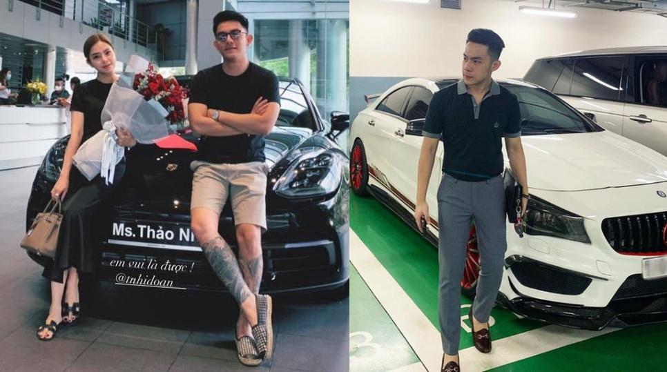 """Gia thế """"không phải dạng vừa"""" của bạn trai nhà người ta - Tống Đông Khuê khi tặng bạn gái xe 5 tỷ vì """"chỉ cần em vui"""""""