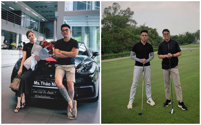 """Chân dung CEO sinh năm 1999 tặng xe 5 tỷ cho bạn gái vì """"chỉ cần em vui"""": Là bạn thân CEO Matt Liu, tổng tài đời thật"""
