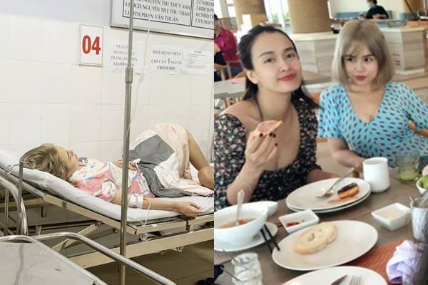 Thái Trinh nhập viện vì ngộ độc, tố một resort 5 sao làm việc thiếu trách nhiệm