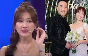 Hari Won tiết lộ vì sao sự nghiệp Trấn Thành lên như gió dù dính nhiều thị phi
