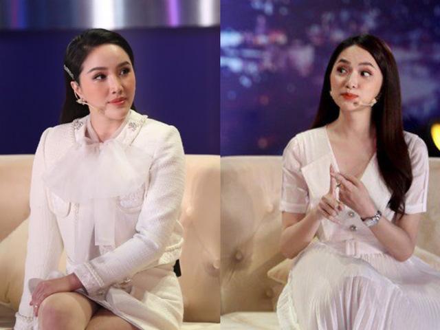 """Thực hư chuyện Hương Giang """"không ưa"""" Bảo Thy, ghen ghét công chúa bong bóng?"""