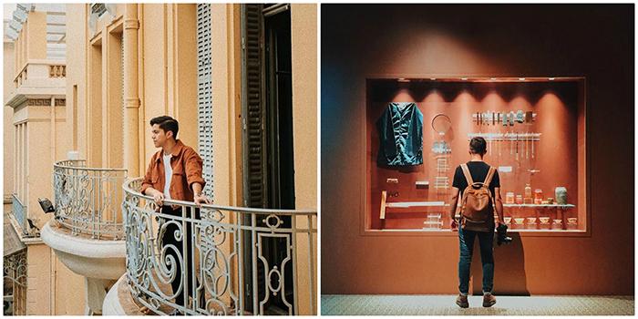 """77 49 bức ảnh """"sống ảo"""" ở bảo tàng Mỹ thuật đẹp tựa trời Âu đang được giới trẻ Sài Gòn """"săn lùng"""""""