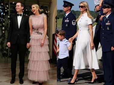BST đồ hiệu của con gái Tổng thống Mỹ, đã lắm tiền lại còn có gu
