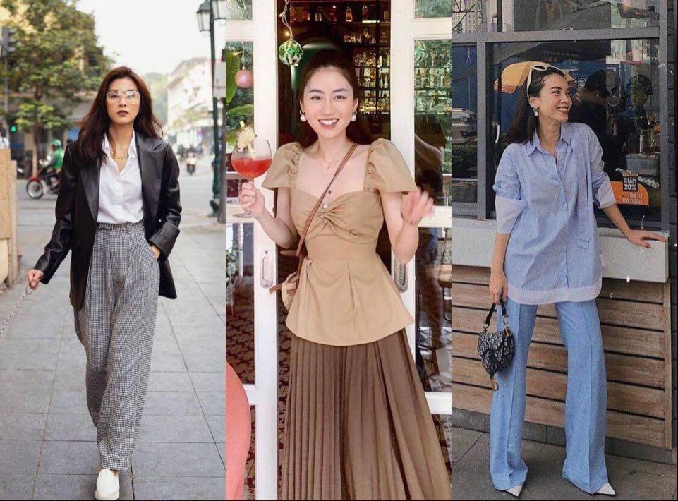 Không lo muộn làm nhờ chuẩn bị trước 6 set trang phục cho nàng công sở mặc đẹp mỗi ngày