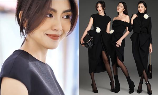 """Hiếm hoi Tăng Thanh Hà khoe vai trần gợi cảm, chứng minh đẳng cấp ngọc nữ """"không phải dạng vừa đâu"""""""