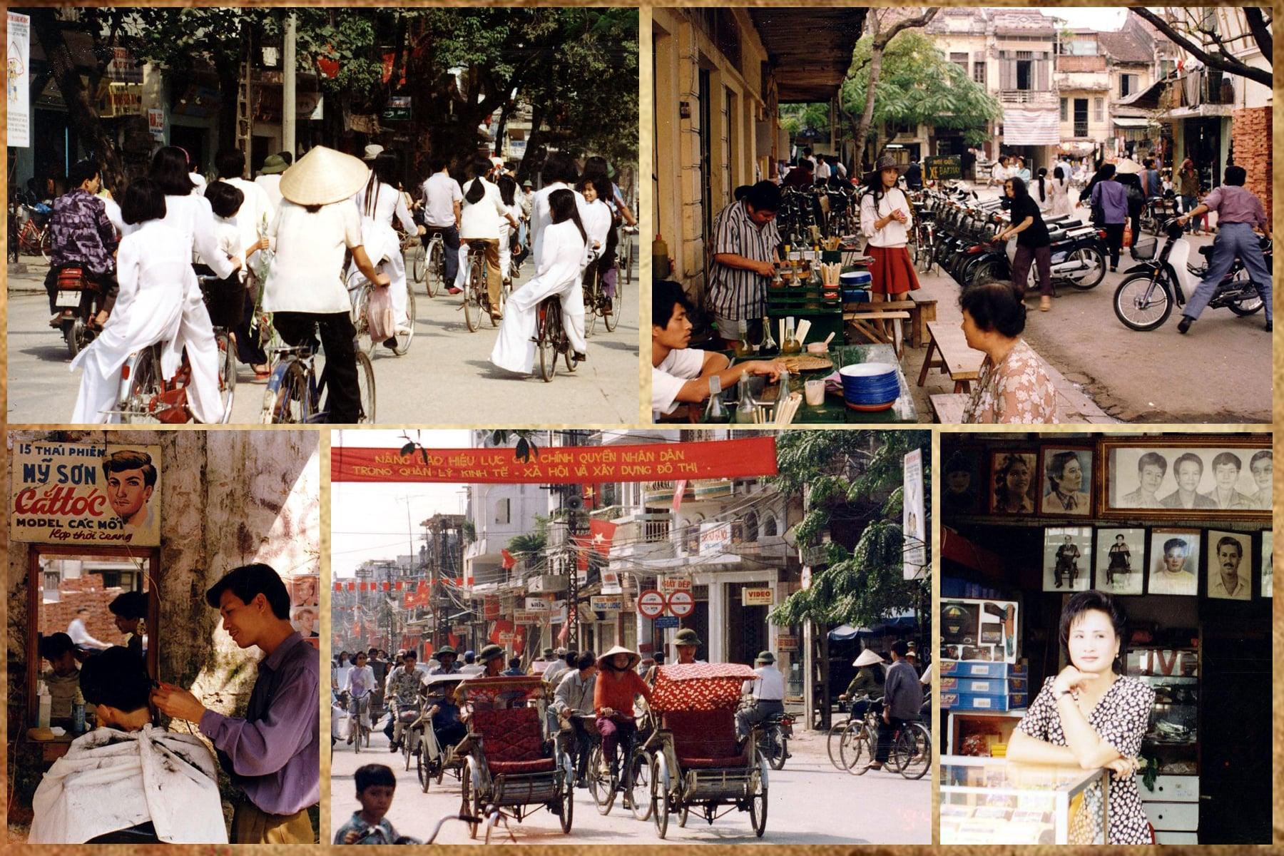 Reply 1994: Trở về phố phường Hà Nội bình yên mà đầy sức sống những năm 90 qua ống kính của chàng thanh niên Fukada Hiroshi