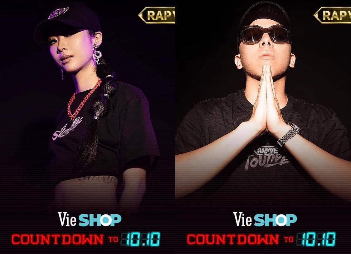 Càn quét hết các top trending nay lại lấn sân sang cả thời trang, đẳng cấp này chỉ có thể là Rap Việt