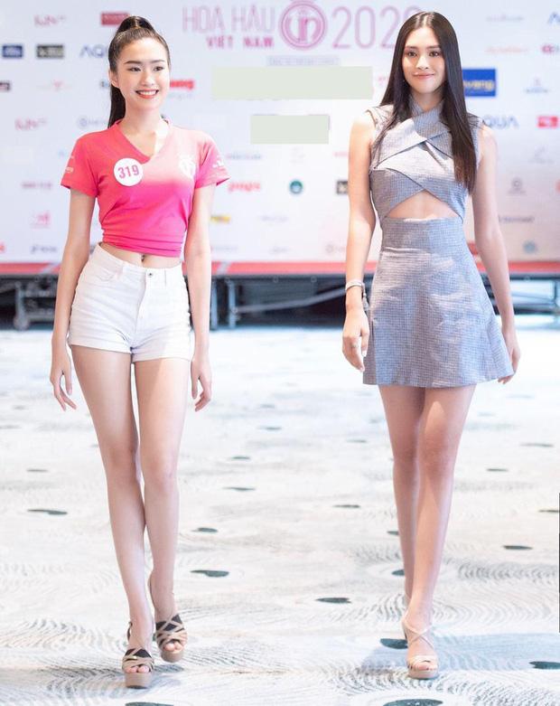Đụng độ dàn thí sinh Hoa hậu Việt Nam 2020, Tiểu Vy nổi