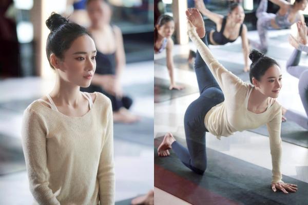 Nhã Phương gây bão CĐM với khoảnh khắc tập yoga: Từ gương mặt đến body đều khiến dân tình trầm trồ