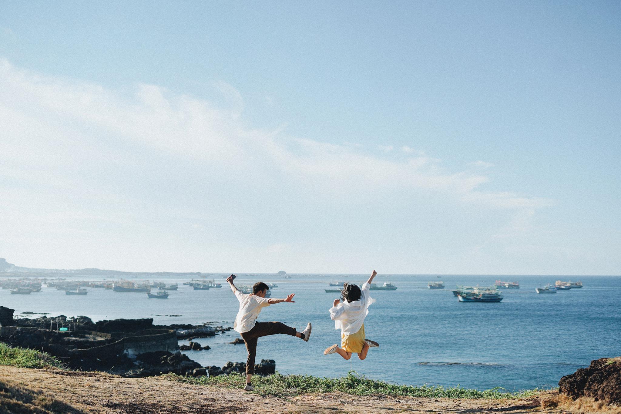 Tạm biệt thành phố chật chội náo nức, mình về miền biển xa vắng trong xanh ở hòn đảo Phú Quý vẫn còn hoang sơ nhé