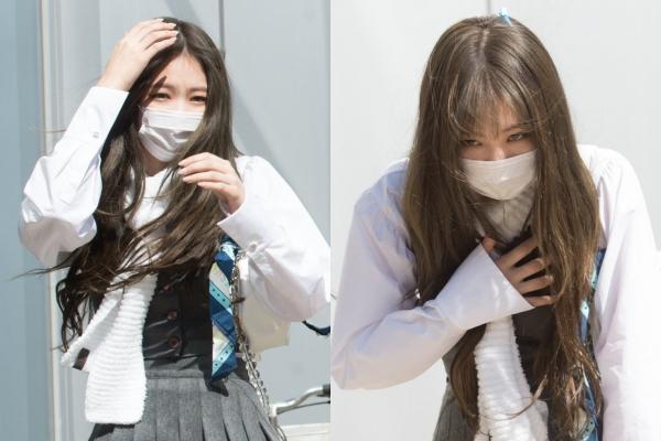 Học tập Lisa để tóc mái, Jennie nhận cái kết đắng khi gặp cơn gió thu khiến CĐM thích thú