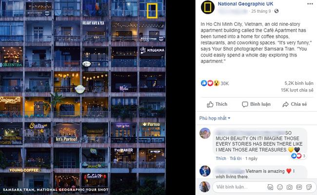 """Góc tự hào: Truyền hình Mỹ khen """"nức nở"""" Chung cư cũ số 42 Nguyễn Huệ"""