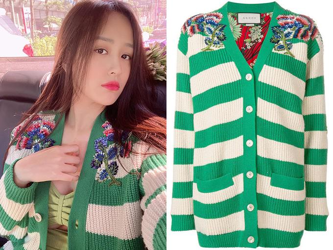Người ta mua hàng hiệu phải tích cóp mãi, Mai Phương Thúy thích là mua, chi 250 triệu chỉ để mua... áo len