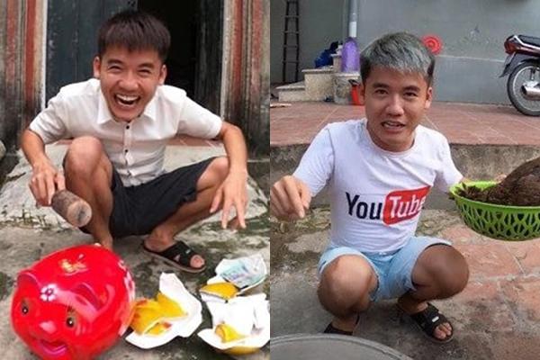 """Sau khi bị xóa kênh vì loạt video nhảm, Hưng Vlog lên tiếng: """"Chỉ muốn mang lại tiếng cười cho mọi người"""""""