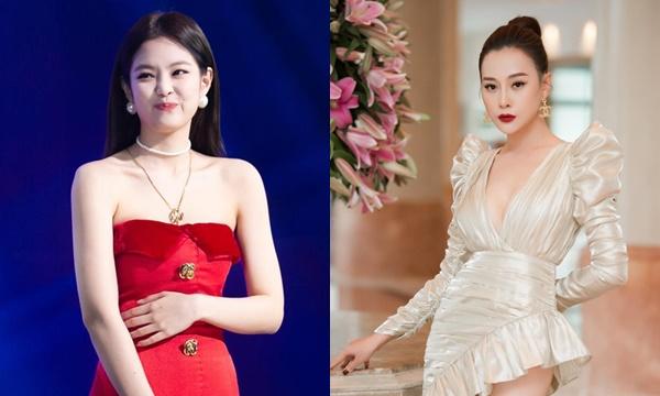 """Mặc váy siêu ngắn, loạt sao Hàn - Việt rơi vào cảnh """"khốn đốn"""", nhìn Jennie mà lo giùm"""
