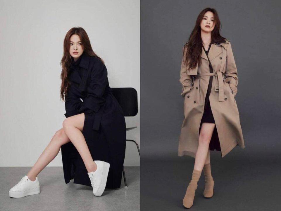 Nhìn Song Hye Kyo chọn đồ mà nàng đã có cả tá cách mix sang chảnh cho mùa thu đông 2020