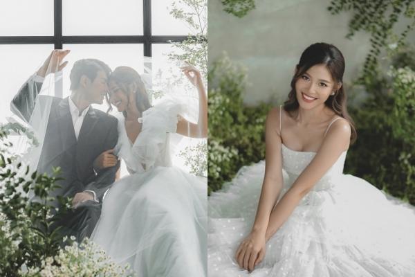 Chúng Huyền Thanh - Jay Quân tung bộ ảnh cưới đầy ngọt ngào kỉ niệm 3 năm về chung nhà khiến CĐM xuýt xoa