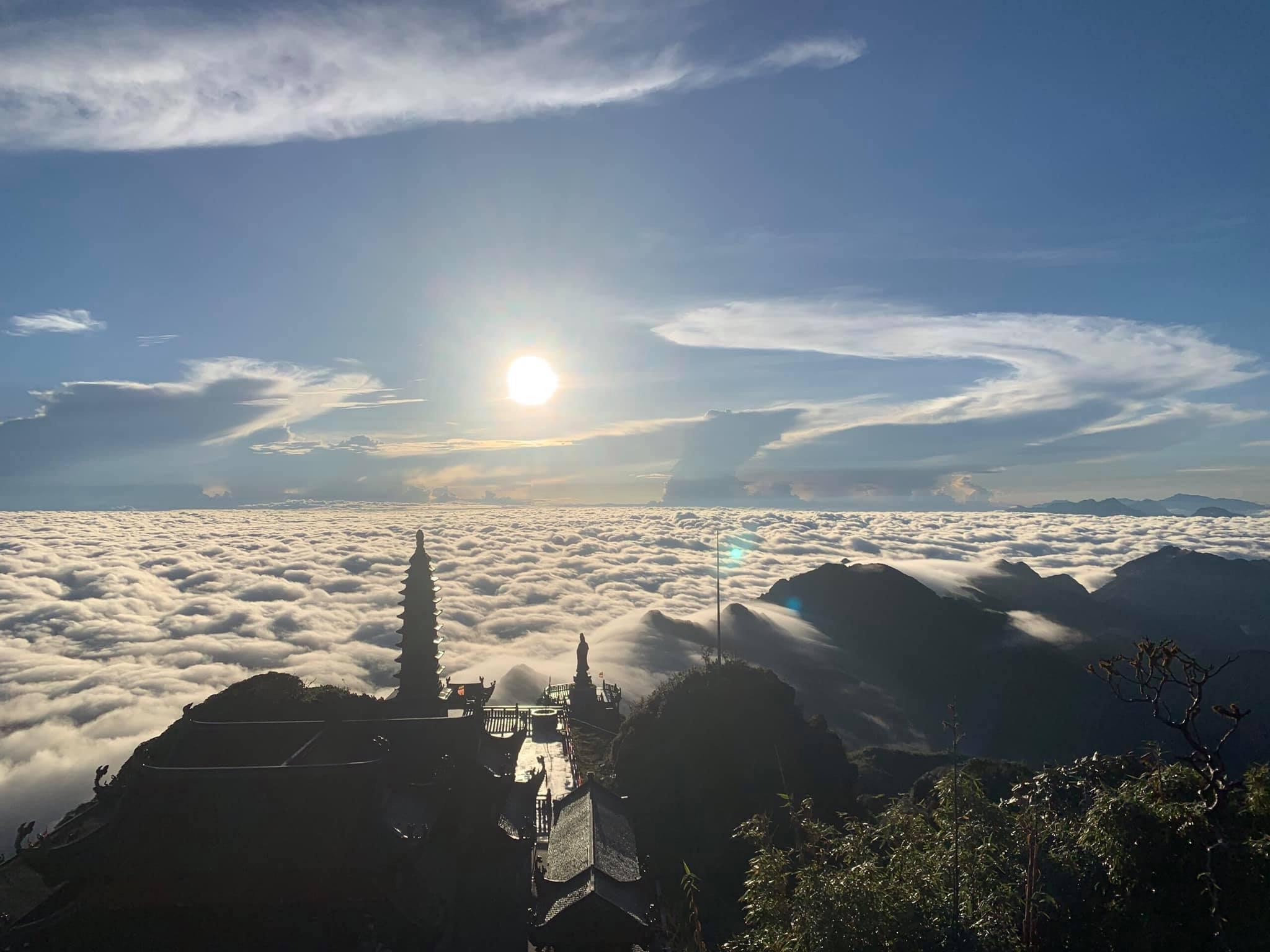 Lên Sapa tháng 10 này để hòa mình vào mùa đặc biệt nhất năm: Mùa mây