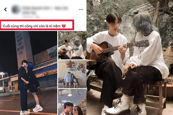 """Cô gái tá hỏa phát hiện hình ảnh của mình bên bạn trai bị """"ăn cắp"""", đã thế hàng fake còn đăng caption mùi mẫn đã chia tay"""