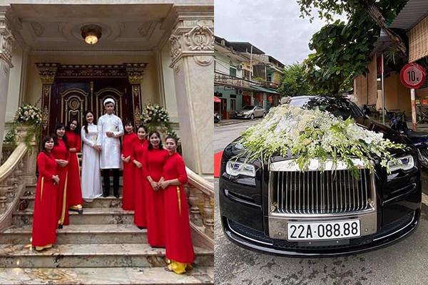 """Đám cưới xa hoa ở Tuyên Quang khiến dân mạng trầm rồ: Chỉ ước sau này có đám cưới """"nho nhỏ"""" như thế này thôi"""