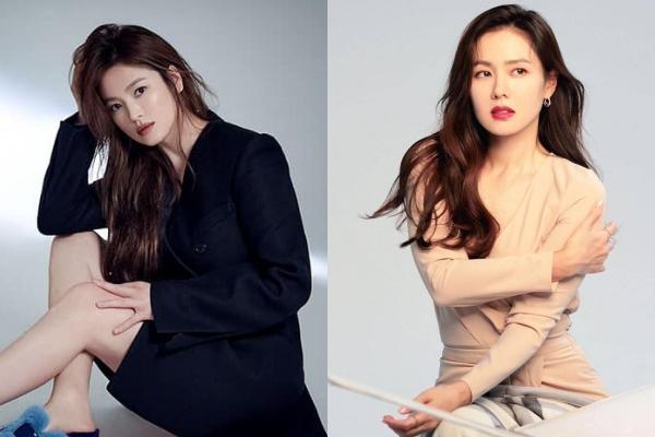 Vừa tung ảnh khí chất ngời ngời, Song Hye Kyo liền bị CĐM so sánh với Son Ye Jin
