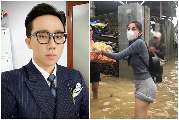 """Nghịch lý showbiz: Sao Việt chăm làm việc tốt nhưng vì sao vẫn bị soi mói """"gạch đá""""?"""