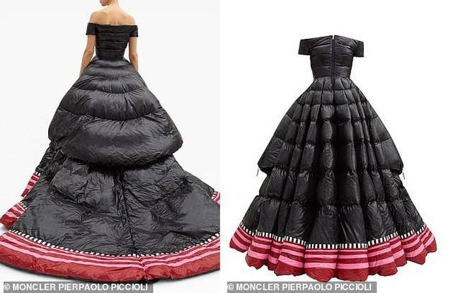 Nhìn váy phao 500 triệu, chị em đồng loạt muốn cầm kéo cắt phăng thành túi ngủ