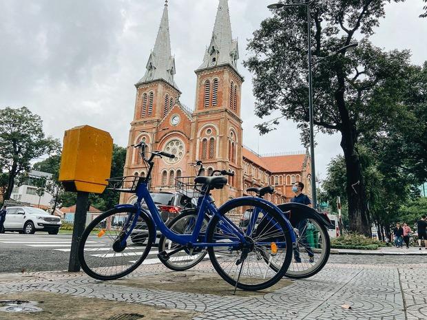 Bạn đã nhanh chân trải nghiệm xe đạp công cộng lần đầu tiên lăn bánh tại Sài Gòn chưa?