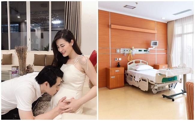 Vợ chồng Đông Nhi chi tiền khủng sinh con gái: Ở phòng sang 23 triệu/ ngày, mua căn hộ 20 tỷ