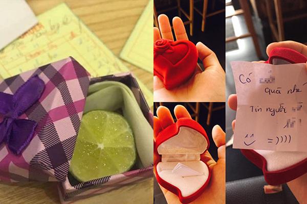 """Hội chị em """"giận tím mặt"""" với 1001 món quà """"troll"""" đỉnh cao mà các ông chồng dành tặng cho vợ trong ngày 20/10"""