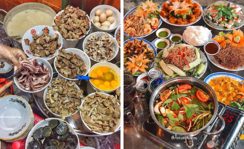 Dân Sài Gòn sống về đêm vì có những quán ăn khuya ngon nhức nách, hàng chục năm vẫn đông khách quá trời