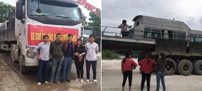 Đưa tàu thuỷ 3,5 tấn vào miền Trung cứu trợ người dân vùng lũ, người đàn ông Yên Bái nhận ý kiến trái chiều