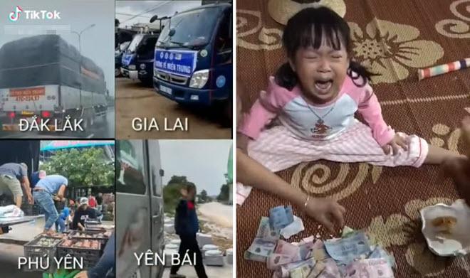 Muôn yêu thương gửi đến miền Trung: Từ đập lợn tiết kiệm đến nhét tiền vào quần áo cũ cứu trợ lũ lụt