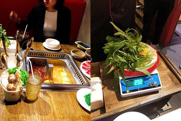 Đi ăn buffet 300k/suất toàn rau, ai ngờ còn bị quản lý phạt 200k vì thừa 3 lạng rau muống, vị khách bức xúc: Thề không quay lại!