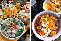 Chưa đầy 100 mét mà ngõ Đào Duy Từ có vô vàn món ăn siêu ngon, từ bún mọc nổi tiếng đến trà đá thần thánh