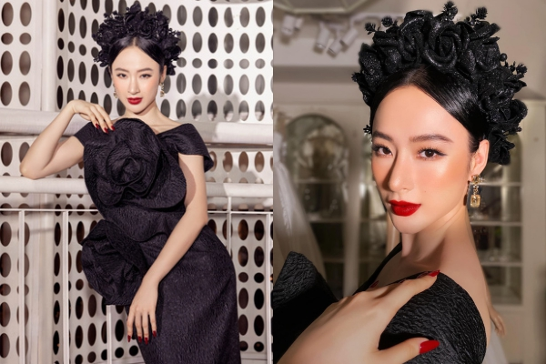 """Lâu lâu mới tái xuất, Angela Phương Trinh gây bão với nhan sắc không chút tì vết, xứng đáng là """"nữ hoàng thảm đỏ"""" của Vbiz"""
