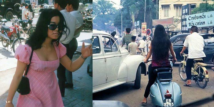 Nhìn chùm ảnh Sài Gòn này mới thấy các bà các mẹ chúng ta ngày xưa ăn chơi như thế nào