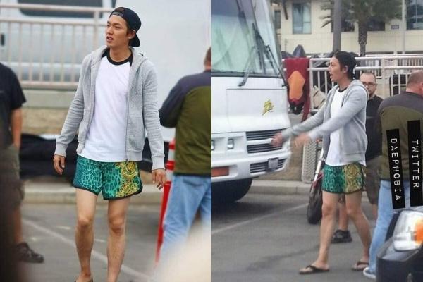 """Lee Min Ho diện đồ như """"đồ ngủ"""" xuống phố những vẫn chứng minh visual đẳng cấp, fan rần rần: """"Ảnh đẹp trai thì mặc giẻ rách cũng đẹp"""""""
