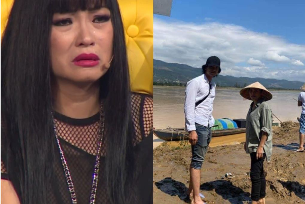 """Phương Thanh tiết lộ nhiều người dân vùng lũ tham lam chỉ """"canh me"""" 10 triệu tiền từ thiện của Thủy Tiên"""