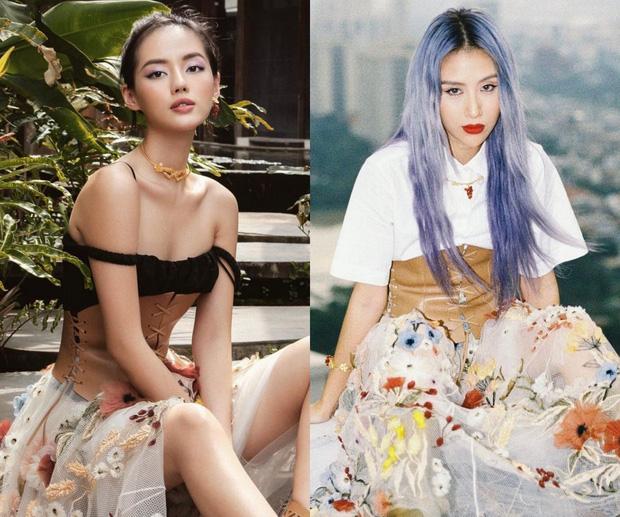 """Quỳnh Anh Shyn và Cô em trendy """"đọ găng"""" trong BST mới của Dior"""
