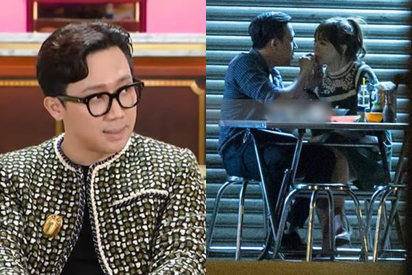 Trấn Thành kể chuyện cưa đổ Hari Won rất dễ, 3 ngày là đổ, cố tình ngồi vỉa hè để paparazzi chụp ảnh
