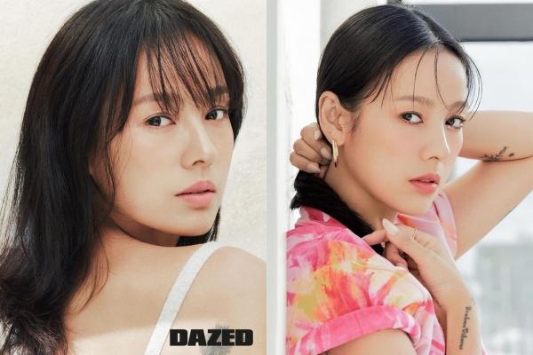 """""""Nữ Hoàng gợi cảm"""" Lee Hyo Ri đẹp bất chấp trong bộ ảnh tạp chí mới khiến dân tình phát cuồng"""