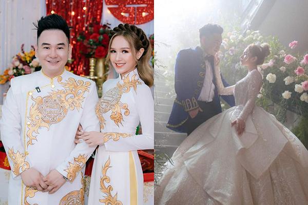 """Hé lộ dàn khách mời siêu khủng khiến dân tình """"lác mắt"""" trong đám cưới của streamer giàu nhất Việt Nam và bạn gái kém 13 tuổi"""