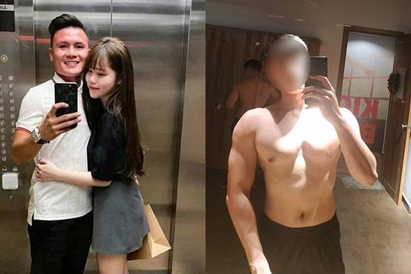 """Chân dung bồ mới của Huỳnh Anh khiến dân mạng xôn xao: """"Mẹc'' nhún nhảy không bằng body 6 múi"""