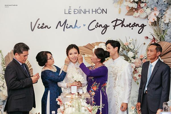 Lễ cưới Công Phượng - Minh Viên: 8h sáng nay, nhà trai làm lễ xin dâu, dự tiệc vào chiều cùng ngày lúc 18h