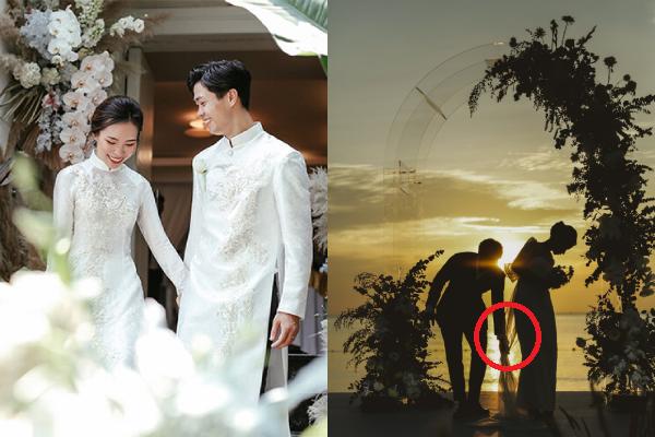 Khoảnh khắc tình bể bình của Công Phượng bên Viên Minh: Không cần hứa hẹn nhiều, bấy nhiêu thôi là đủ!